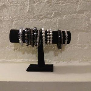 Set of 15 Coordinating Bracelets